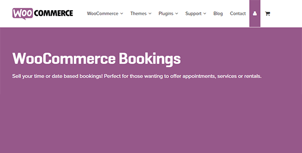 Bookings - WooCommerce Bookings