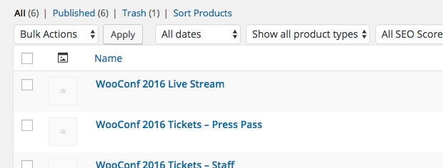 Box Office Tickets 2x - WooCommerce Box Office