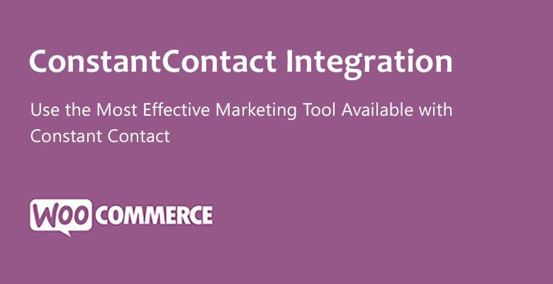 ConstantContact - ConstantContact Integration