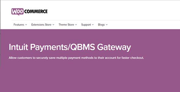 Intuit Payments - Intuit Payments/QBMS Gateway