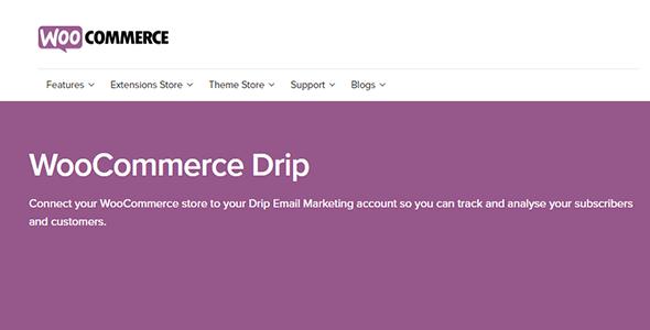 WooCommerce Drip - WooCommerce Drip