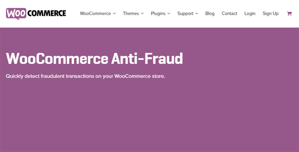 anti - WooCommerce Anti-Fraud