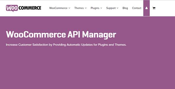 api - WooCommerce API Manager