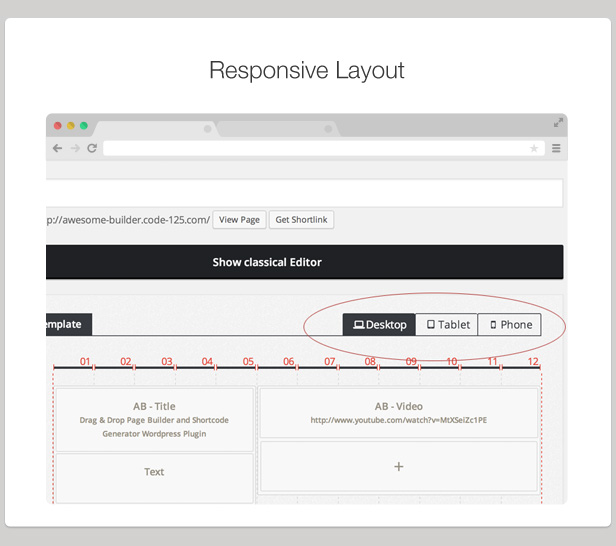 awesome5 - Awesome Builder - Drag & Drop Page Builder