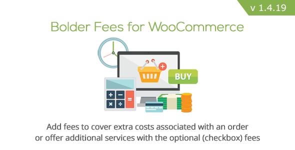 bolder - Bolder Fees for WooCommerce