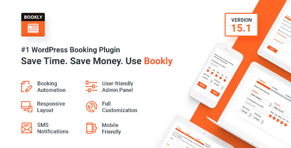 bookly - Bookly – Appointment Booking and Scheduling Software System