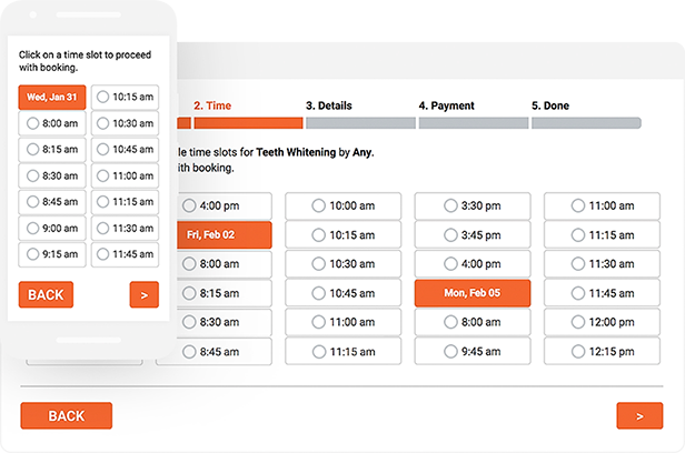 bookly12 - Bookly – Appointment Booking and Scheduling Software System