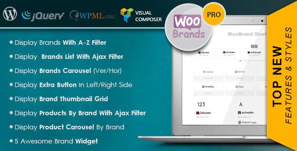 brands - WooCommerce Brands