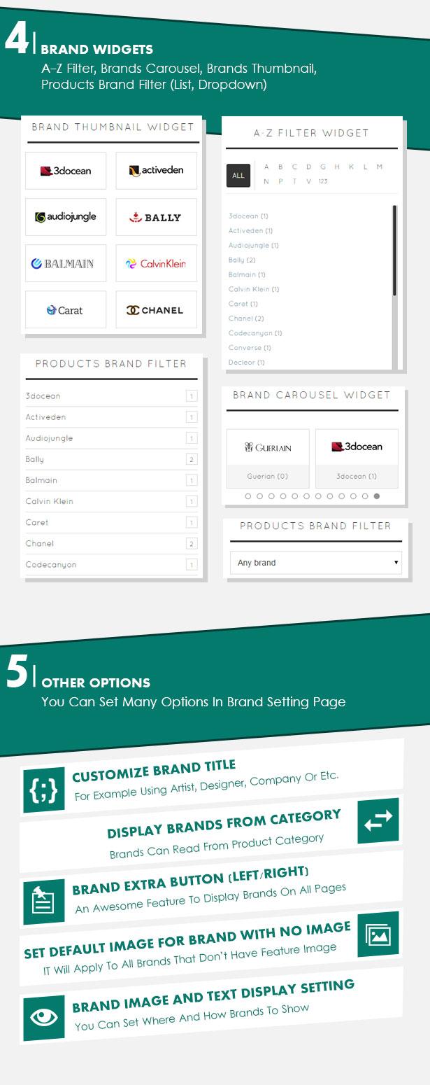 brands8 - WooCommerce Brands