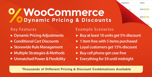 dynamic - WooCommerce Dynamic Pricing & Discounts