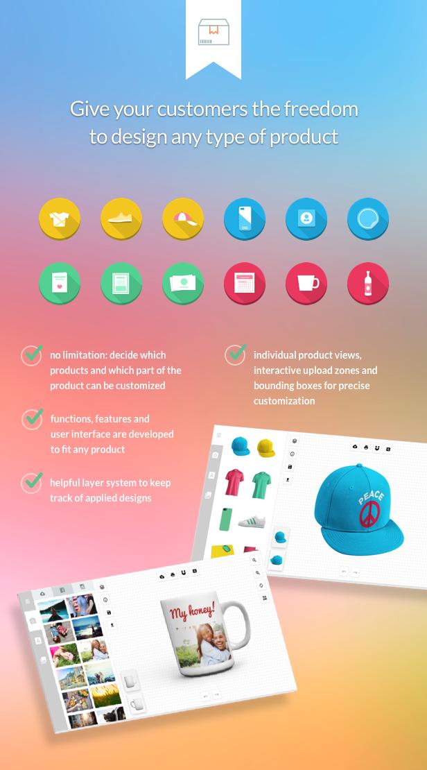 fancy2 - Fancy Product Designer | WooCommerce WordPress