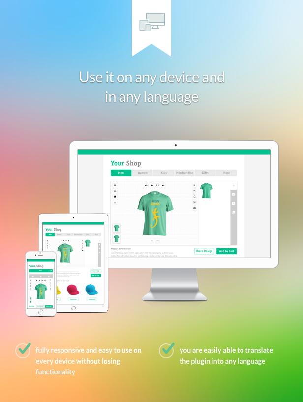 fancy6 - Fancy Product Designer | WooCommerce WordPress