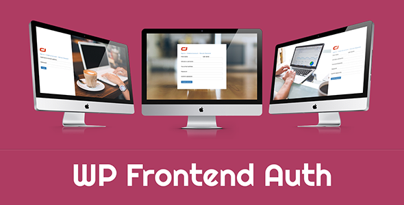 frontend - WP Frontend Auth