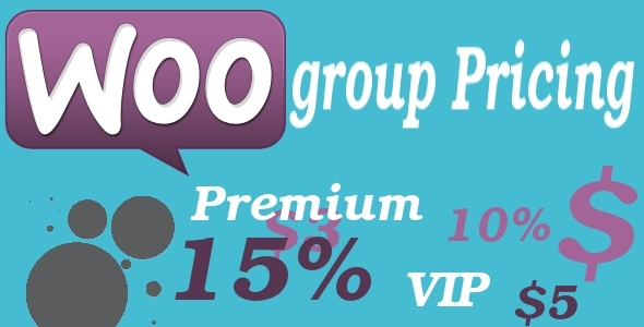 group - Woocommerce Group Pricing