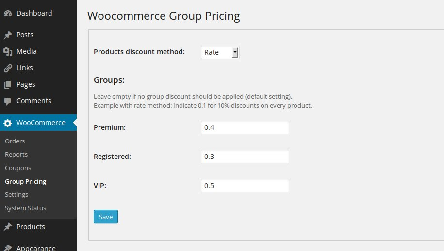 group2 - Woocommerce Group Pricing