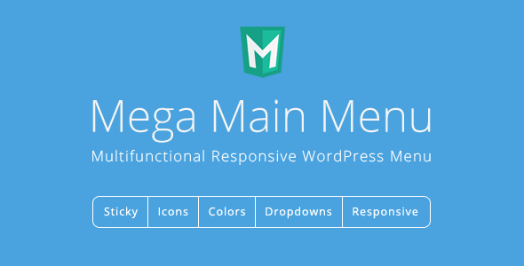 mega - Mega Main Menu - WordPress Menu Plugin