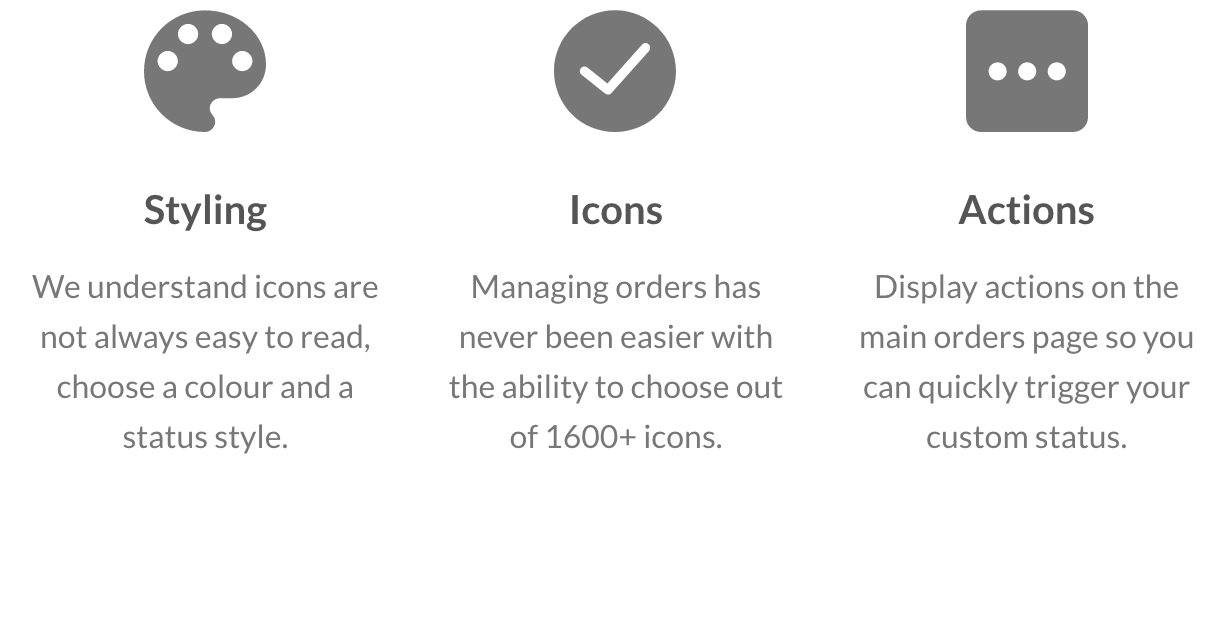 order5 - WooCommerce Order Status & Actions Manager