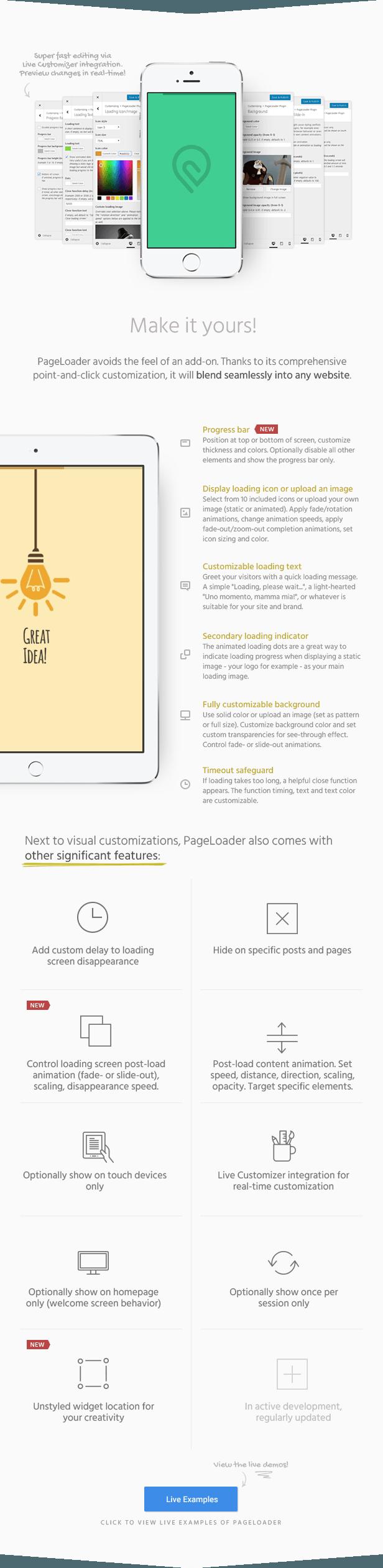 pageloader3 1 - PageLoader: Loading Screen and Progress Bar for WordPress