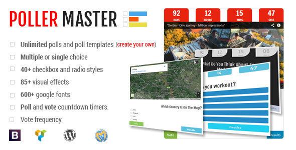 poller - Poller Master | Ultimate WP Polling System