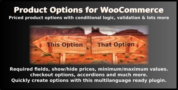 product - Product Options for WooCommerce - Gutenberg Compatible WordPress Plugin