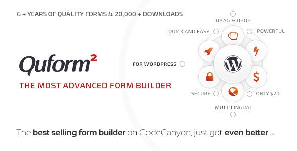 quform - Quform - WordPress Form Builder
