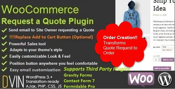 request - WooCommerce Request a Quote