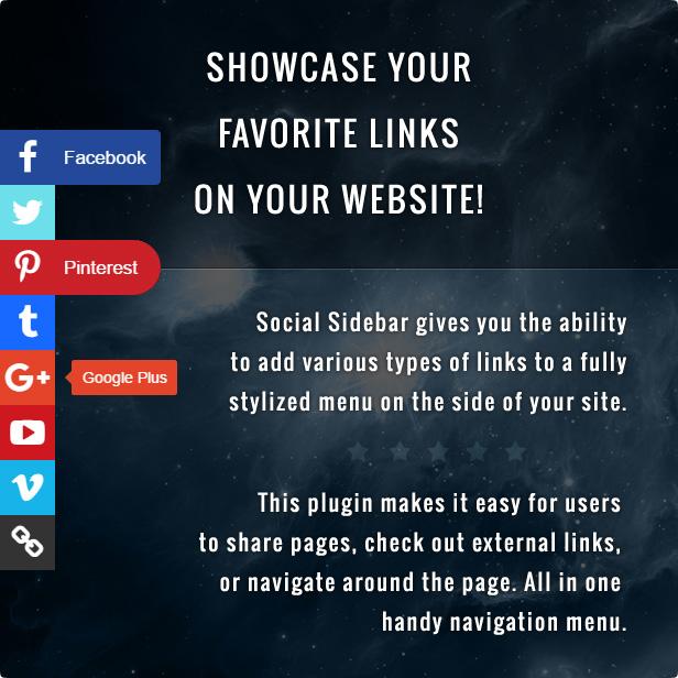sidebar2 - WordPress Social Sidebar