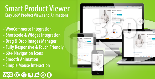 smart - Smart Product Viewer - 360º Animation Plugin