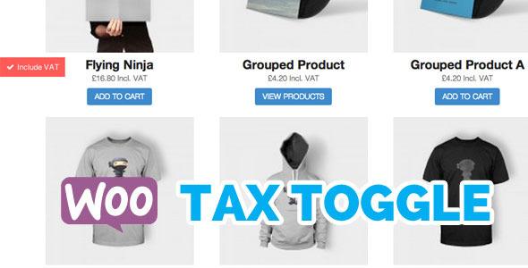 toggle - WooCommerce Tax Toggle