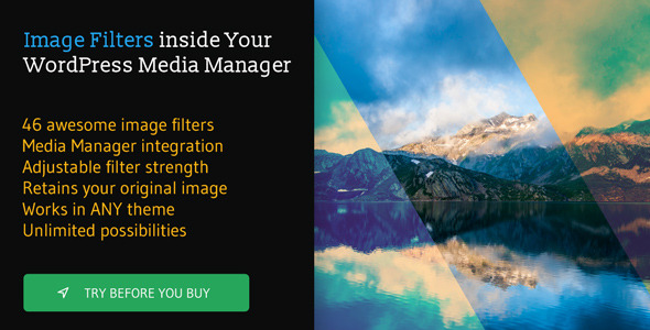 ultimate - Ultimate Image Filters WordPress Plugin