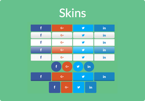 ultimate7 - Ultimate Social - Easy Social Share Buttons and Fan Counters for WordPress