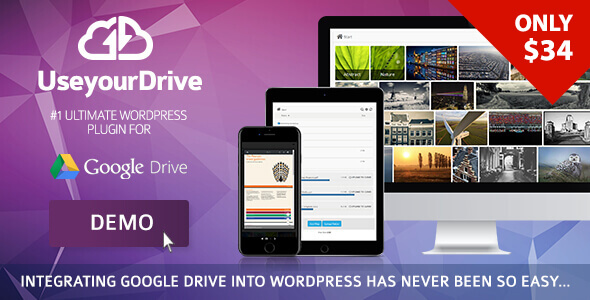 useyourdrive - Use-your-Drive | Google Drive plugin for WordPress