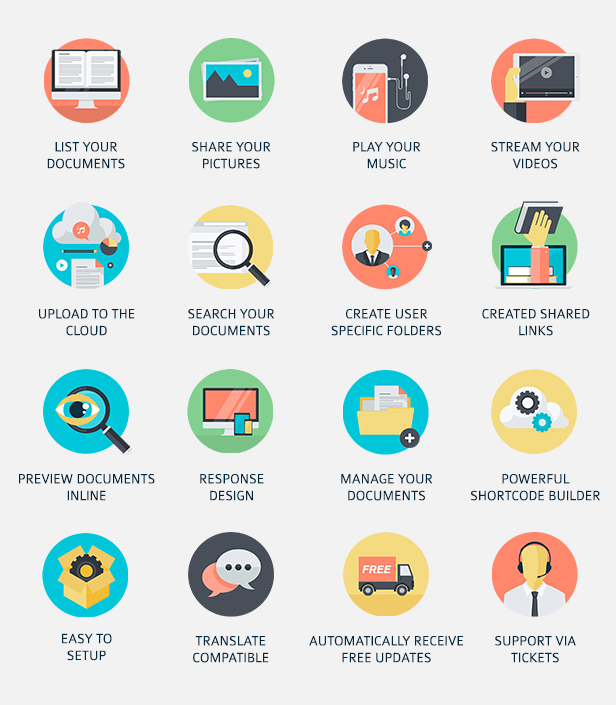 useyourdrive4 - Use-your-Drive | Google Drive plugin for WordPress