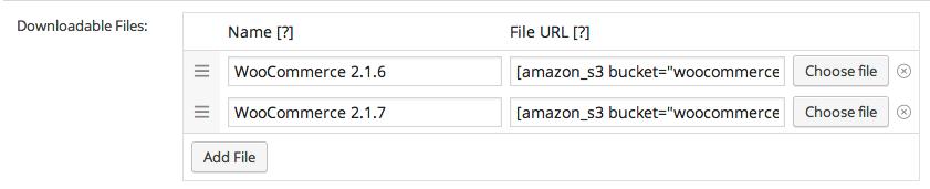 woocommerce amazon s3 - Amazon S3 Storage