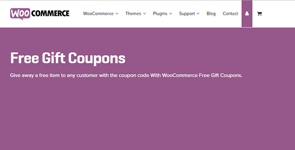 woocommerce free gift coupons - Free Gift Coupons