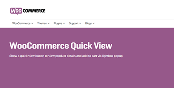 2 11 - WooCommerce Quick View