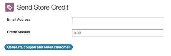 Отправить кредит клиенту