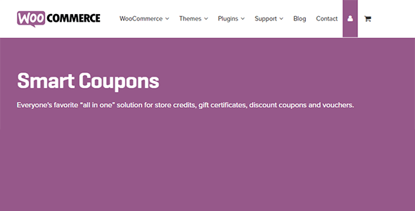 5 woocommerce smart coupons - Smart Coupons