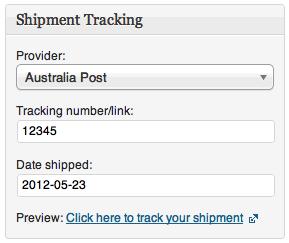 5shot - Shipment Tracking