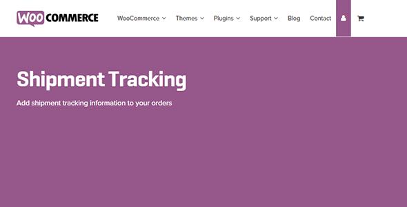 6 woocommerce shipment tracking - Shipment Tracking