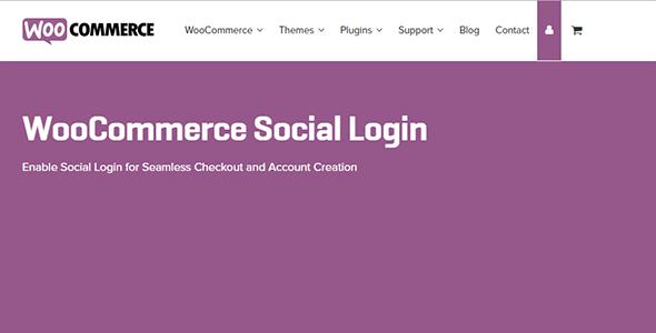 8 woocommerce social login - WooCommerce Social Login