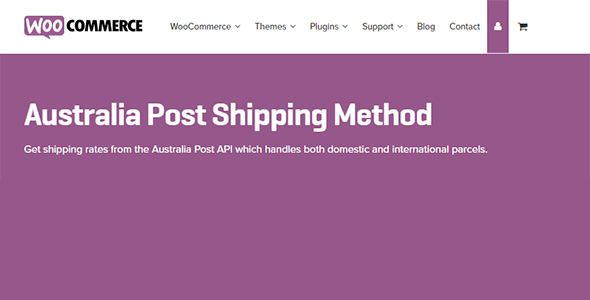 Australia Post Shipping Method - Australia Post Shipping Method