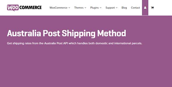 Australia Post Shipping Method - Australia Post Shipping Method