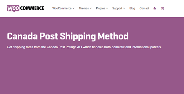 Canada Post Shipping Method 2 - Canada Post Shipping Method
