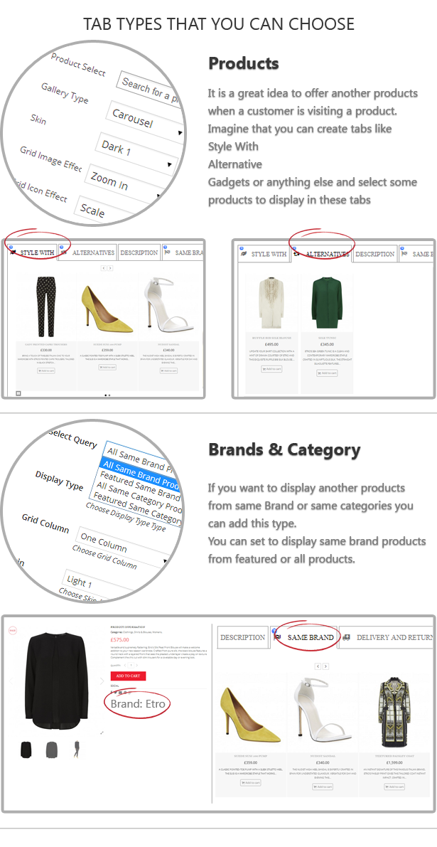 Extra Tabs for Product Page4 - Woocommerce Tabs Pro: Extra Tabs for Product Page