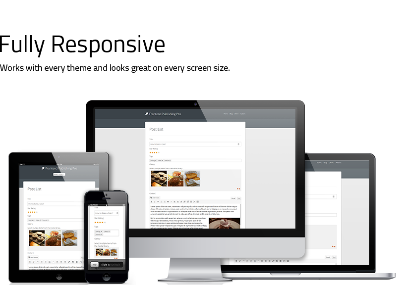 Frontend Publishing Pro2 - Frontend Publishing Pro