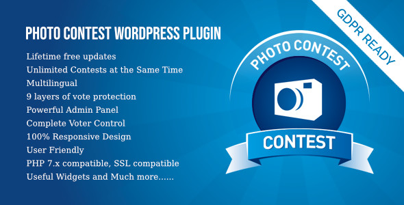 Photo Contest - Photo Contest WordPress Plugin