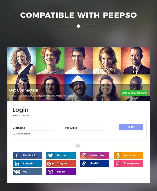 Social Login10 - WooCommerce Social Login - WordPress Plugin