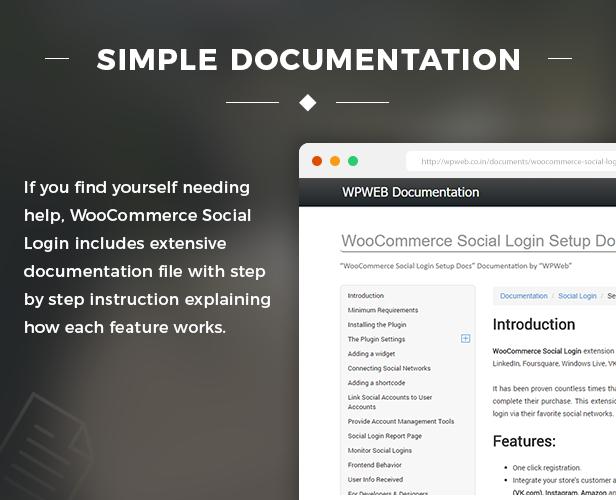 Social Login6 - WooCommerce Social Login - WordPress Plugin