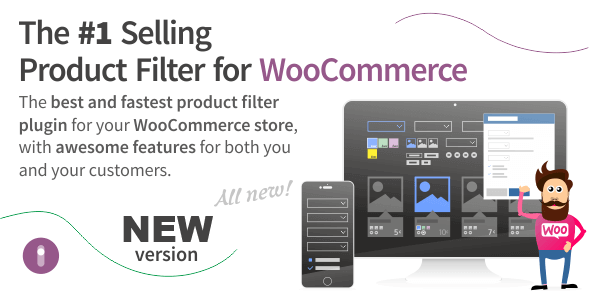 WooCommerce Product Filter - WooCommerce Product Filter